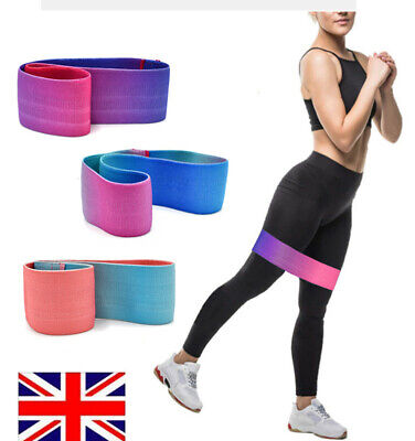 Resistance Bands Hip Circle Heavy Duty Booty Bands Glute Leg Squat Non-Slip Belt