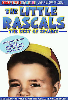 The Little Rascals: Best of Spanky DVD