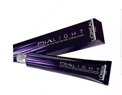 LOREAL PROFESSIONNEL DIALIGHT COLORATION 50ml HAIR COLOR