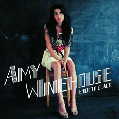 Back To Black, Amy Winehouse, Audio CD, Good, FREE & Fast Delivery