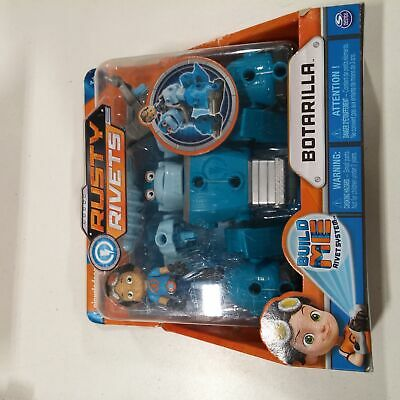 Rusty Rivets For Ages 3 /& Up Botarilla Creature Build with Rusty Figure