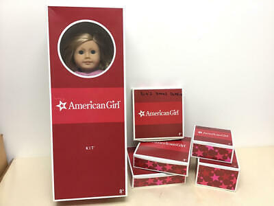 AMERICAN GIRL - KIT DOLL with CLOTHING and ACCESSORIES
