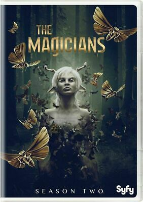 The Magicians: Second Season Two 2 (DVD) NEW Ships Same Day