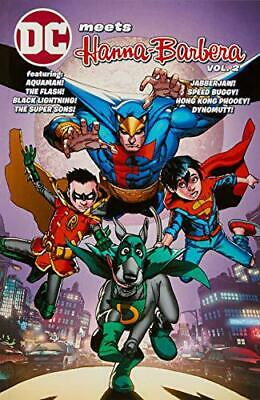 DC Meets Hanna Barbera Volume 2 by Dan Abnett, NEW Book, FREE & Fast Delivery, (