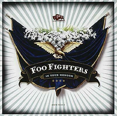 In Your Honour, Foo Fighters, Used; Good CD