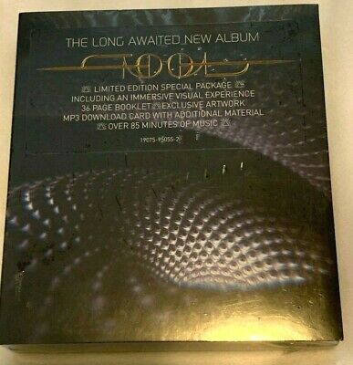 Tool - Fear Inoculum CD Album Limited Edition *In Hand and READY TO SHIP!* OOS