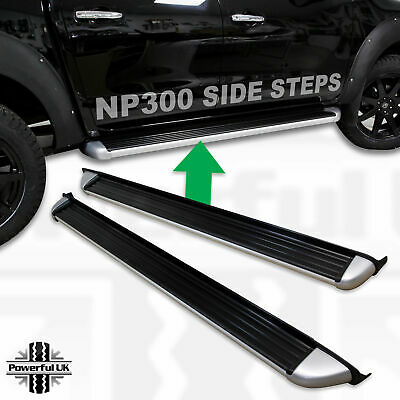 Side Steps OE Style for Nissan Navara NP300 Running Boards D23 Pickup Truck bars