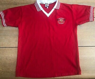 Toffs Manchester United Centenary 1878-1978 Football Jersey Shirt Size Xl