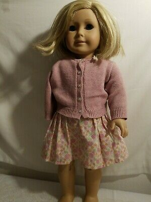 """American Girl Doll – """"Kit Kittredge"""" - Retired - 18"""" with original clothes."""