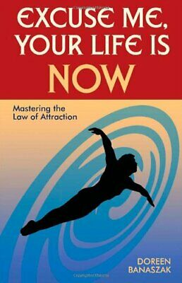 Excuse Me, Your Life Is NOW: Mastering the Law of Attraction by Banaszak, Doreen