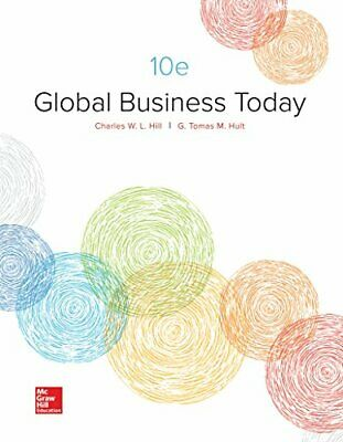 Loose Leaf Global Business Today by Hill Dr, Charles W. L.