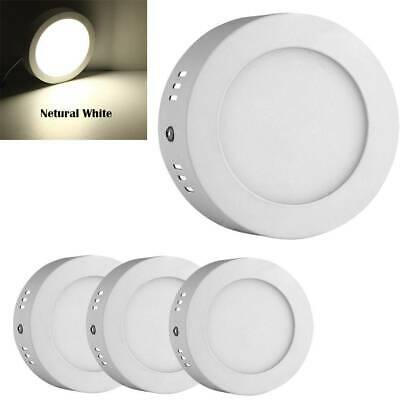 SURFACE MOUNTED LED Panel Light Round Square Ceiling