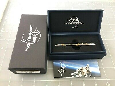 Judd's NEW Fisher Space Pen Nouveau Black Titanium Engraved Ballpoint Pen