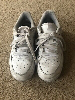 Nike Air force 1 trainers sneakers 314192 407 uk 3 eu 35.5 us 3.5 Y NEW+BOX GS