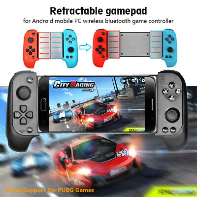 Wireless Bluetooth Game Controller Telescopic Gamepad Joystick for Android Phone