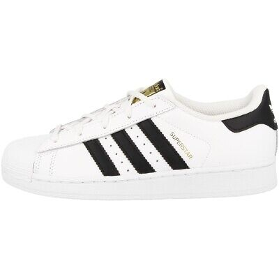 ADIDAS BASKETS SUPERSTAR Enfant Blanc et noir EUR 142
