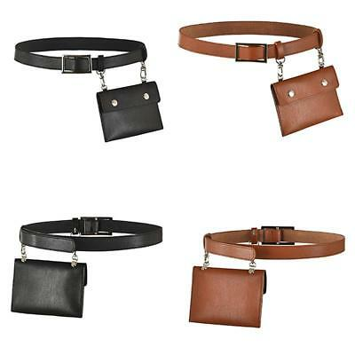 Women Casual Waist Pack Belt Bag Travel Hip Bum Bag Purse Chest Pouch Bags LA
