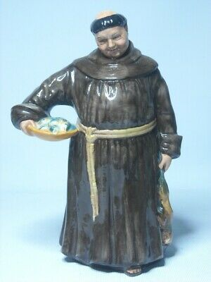 Royal Doulton THE JOVIAL MONK Figurine 6 Photos HN 2144