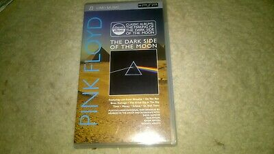 Pink Floyd.Dark Side Of The Moon UMD (PSP 2005) EX Classic Albums