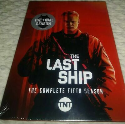 Last Ship: The Complete Fifth Season 5 (DVD, 2019, 3-Disc Set)