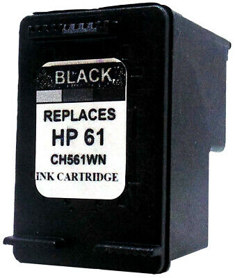 Remanufactured HP #61 CH561WN  Black Ink Cartridge