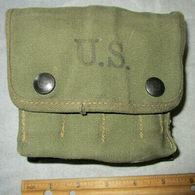 Original Wwii Us Army Usmc Jungle First Aid Kit With Contents