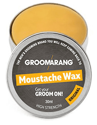 Groomarang Moustache / Snor Wax 30ml