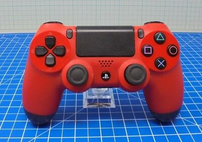 Official Sony Playstation 4 Dual Shock PS4 Wireless Controller - RED - PS4RED