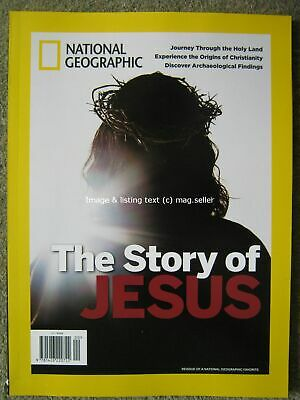 National Geographic The Story of Jesus Origins of Christianity