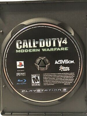 COD CALL OF Duty: Modern Warfare 2 [M] PS3 DISC ONLY - $9 94