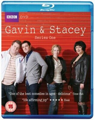 Gavin and Stacey: Series 1 Blu-Ray (2009) Joanna Page cert 15 Quality guaranteed