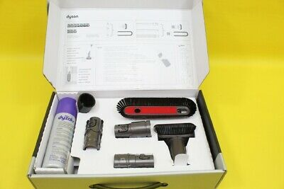 Dyson Accessories Post Party Clean Up Boxed Brushes Fits All ## Ss 211 Lc