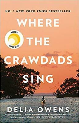 Where the Crawdads Sing By Delia Owens-SoftCopy (PDF,2018)
