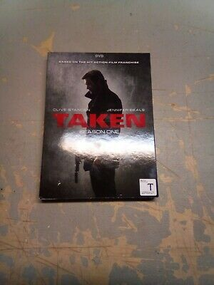 Taken The Complete First Season (DVD, 2017)  Season 1