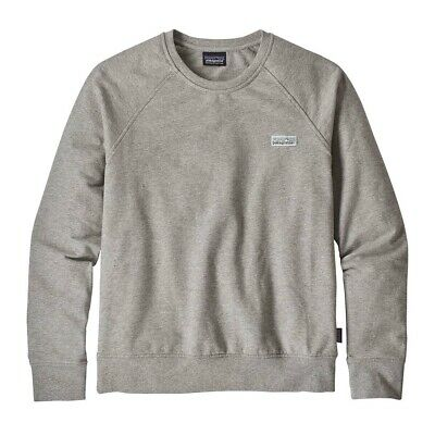 BANK HOLIDAY SALE! Patagonia Womens Pastel P-6 Label Ahnya Crew Sweatshirt Dr...