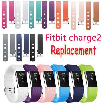 For Fitbit Charge2 Wrist Straps Wristband Best Replacement Accessory Watch Band.