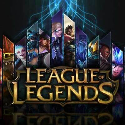 League of legends EUW-EUNE-NA-OCE Accounts -King Rammus & Silver Kayle Available