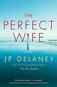 The Perfect Wife  by J.P. Delaney( PDF*-*EPUB )
