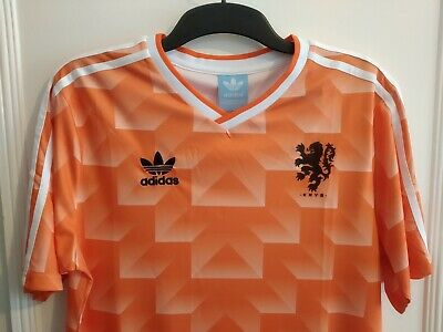 Retro Holland Netherlands Dutch 1988 2019 Football Shirt Top Van Basten Gullit#U