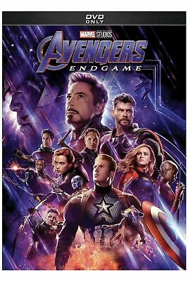 Avengers Endgame DVD Brand NEW / SEALED +FREE SHIPPING