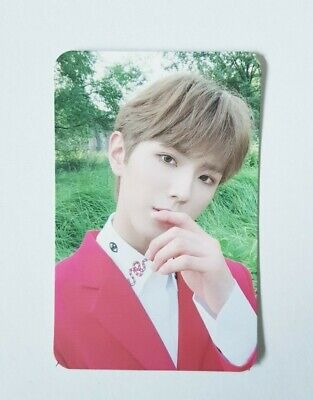 "K-POP CIX YONGHEE Official Photocard - Official 1st EP Album ""HELLO"" Chapter 1"