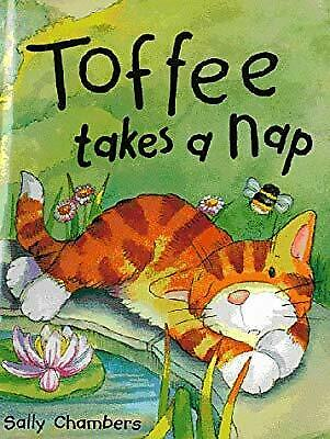 Toffee Takes a Nap, Chambers, Sally, Used; Good Book