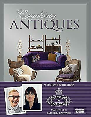 Cracking Antiques: The Sourcebook, Hill, Mark & Rayward, Kathryn, Used; Very Goo
