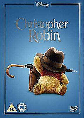Christopher Robin [DVD] [2018], , New DVD