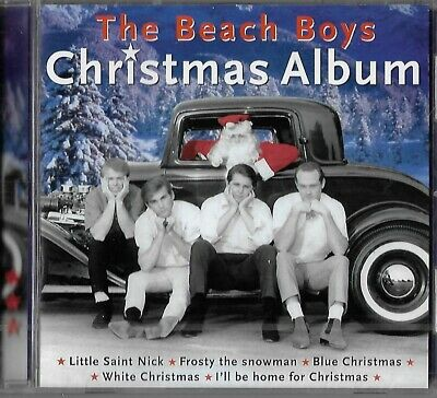 The Beach Boys - Christmas Album [Disky] (1999)