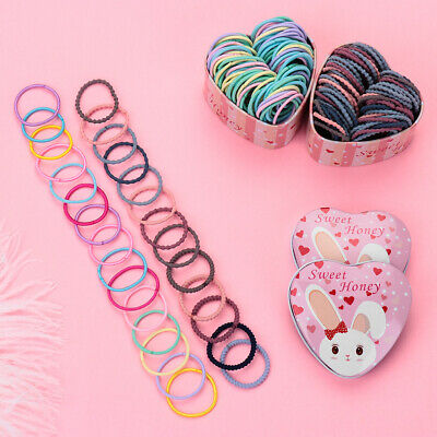 Rubber Bands Elastic Kids Hair Ropes Ponytail Holder Girls Hair Bands Scrunchie