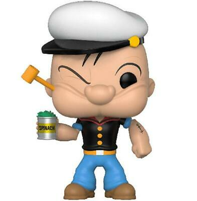 Funko Pop Popeye the Sailor #369 Vinyl Dolls Action Figure Collection Model Toy