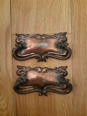 Vintage Handles For Cupboard/ Wardrobe Antique