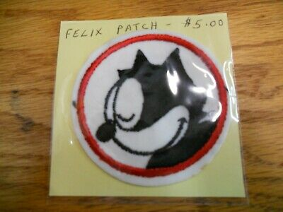 """Felix The Cat Sew On Patch 3"""""""
