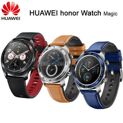 "Huawei Honor Watch Magic GPS 1.2"" AMOLED SmartBand moniteur de fréquence cardiaq"